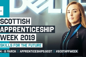 Scottish Apprenticeship Week is on this week Icon